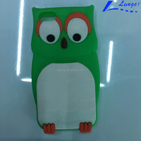 China supplier 3d cartoon silicone phone case for smartphone case