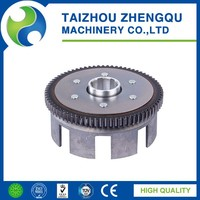 CG125 motorcycle engine clutch