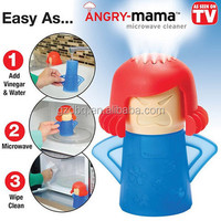 Microwave cleaner/As seen on TV cleaner/ household microwave cleaner Angry mama