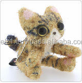 High-quality japanese plastic eyes craft nose of various designs for plush doll