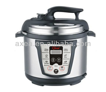 Automatic home appliance digital display electric pressure cooker
