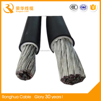 CCA Rubber Insulation Electric Welding Cable/welding ground cable