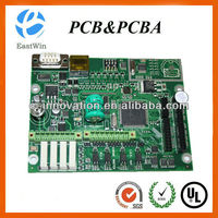 Professional pcb clone engineering,repair printed circuit board,simple electric circuit
