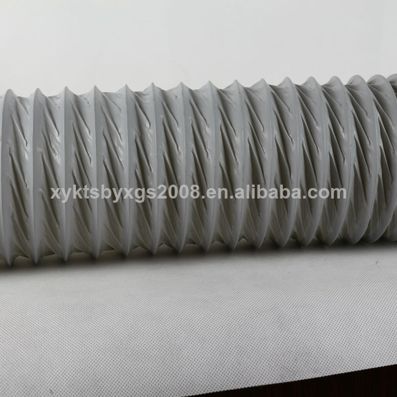 Small-caliber pvc nylon cloth flexible air pipe air venting