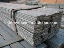 Structural steel hot rolled mild steel flat bar(Q235 A36 S235JR S355JR S275JR....manufacture)