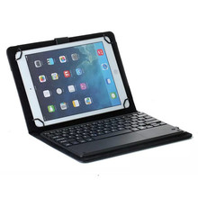 Universal Wireless Bluetooth Keyboard with Touchpad For Windows Android Tablet Stand Case