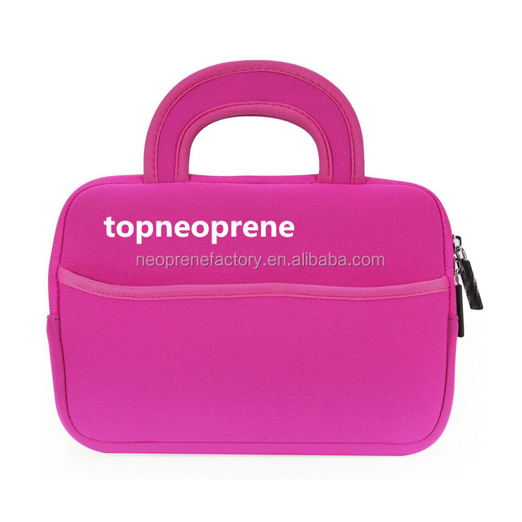 Wholesale computer neoprene laptop bag,business laptop case for girl