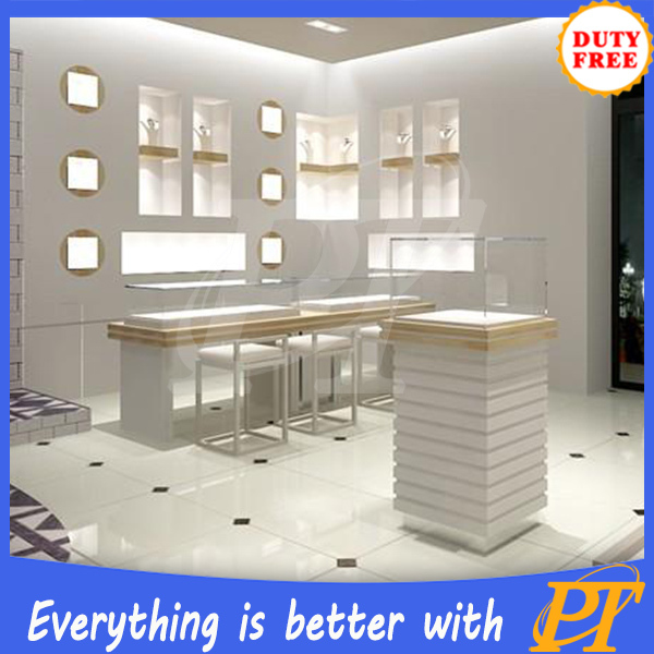 Customized crystal display cabinet for crystal display