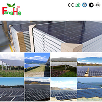 Solar panel 250W polycrystalline solar panels for solar panel power system