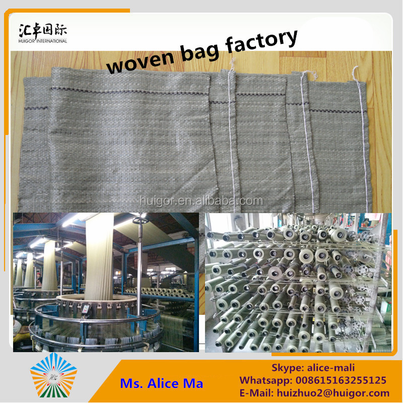 recycled polypropylene woven bag