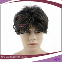 hot selling good quality handsome men wig