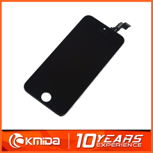 "Display LCD for iPhone 5C,4.0"" Black with RETINA Front Glass Panel Screen"