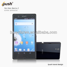 High Clear Screen Guard For Sony Xperia Z ,Hot Sale High Screen Protector