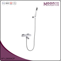 Shower head with hand shower, shower head handheld, combination shower head and handheld AF-L28003CP