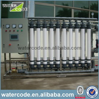 Package uf membrane filter sewage treatment for industrial waste water