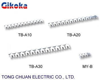 Gikoka / Terminal Block Accessories-Short Circuit Terminal