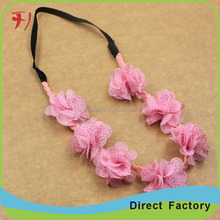 new arrival beauty shinning bride flower asian hair accessories