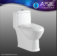 A3122 Bathroom Public Toilet Shower Tent Siphonic One Piece Composting Toilet