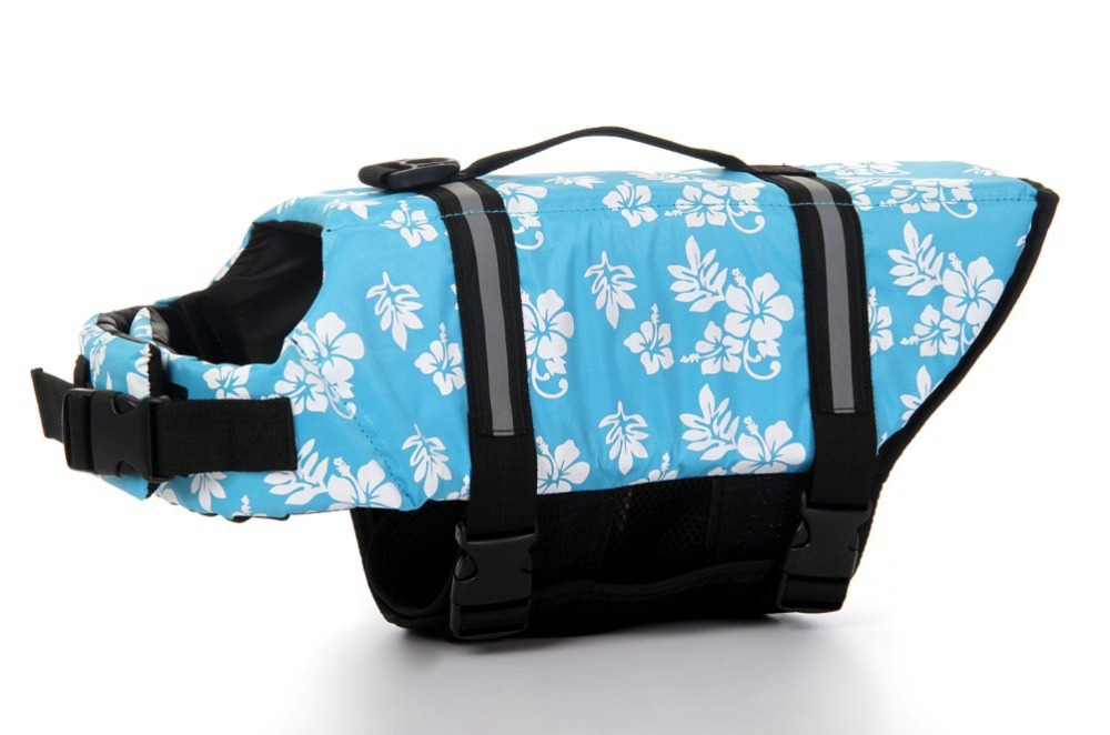 2016 Pet accessories Easy to clean large dog life jacket