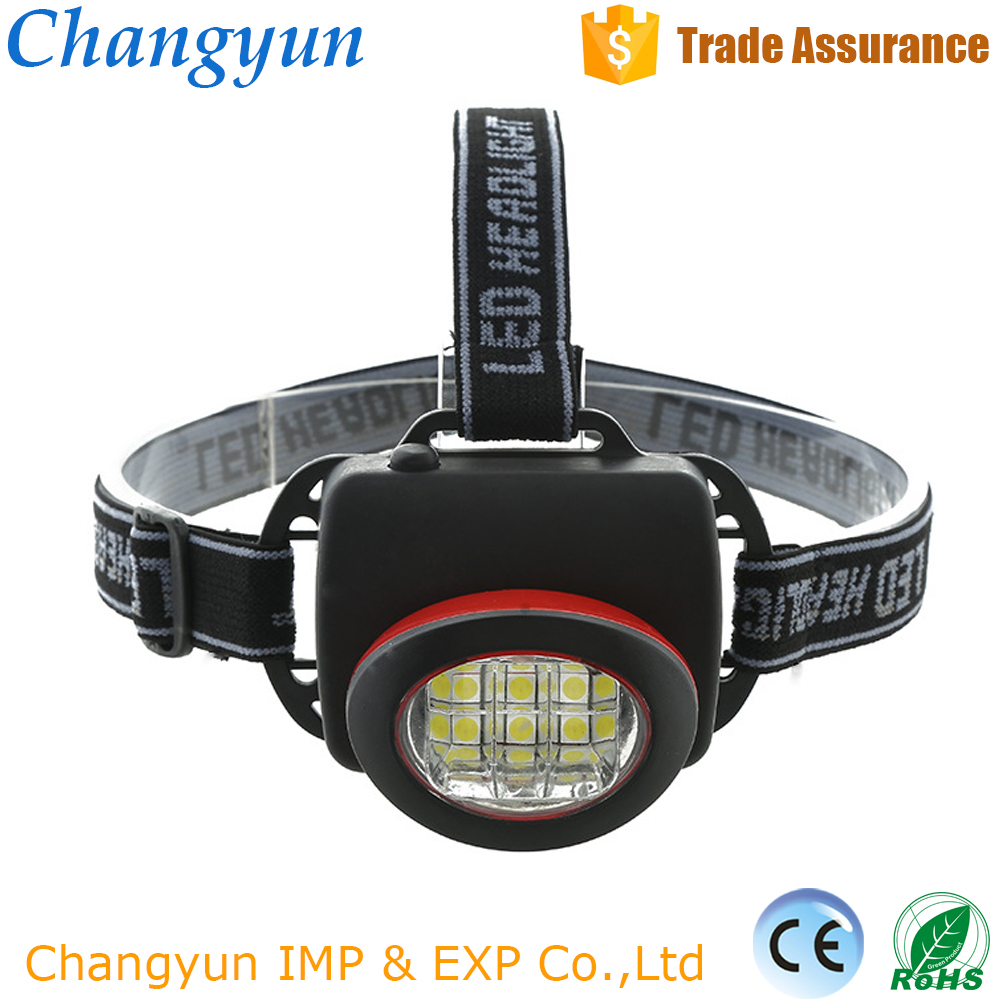 headlamp flashlight dual-use outdoor sports camping night ride j100