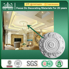 Modern fashion young girl favorite the gypsum plaster ceiling rose