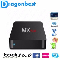 set top box s905 MX PLUS android5.1 mini pc android tv box satellite receiver media player iptv box