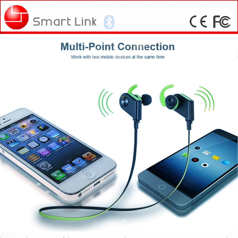 2016 factory wholesale multi point oem bluetooth earbuds for all brand mobile phones