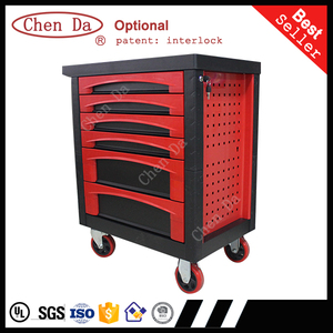 2016 new design tool cabinet / tool trolley / tool cart