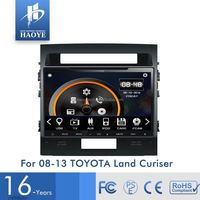 Wholesale Price Small Order Accept Bluetooth Car Radio For Toyota Land Cruiser 100 Se