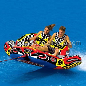 water craze inflatable ski nautique tube