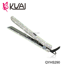 KUAI bling flat iron crystal custom bling flat iron bling flat iron