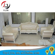 European baroque elegant royal Italian design luxury leather sofa