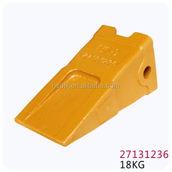 S470-5 earth moving bucket teeth 2713-1236 for excavator