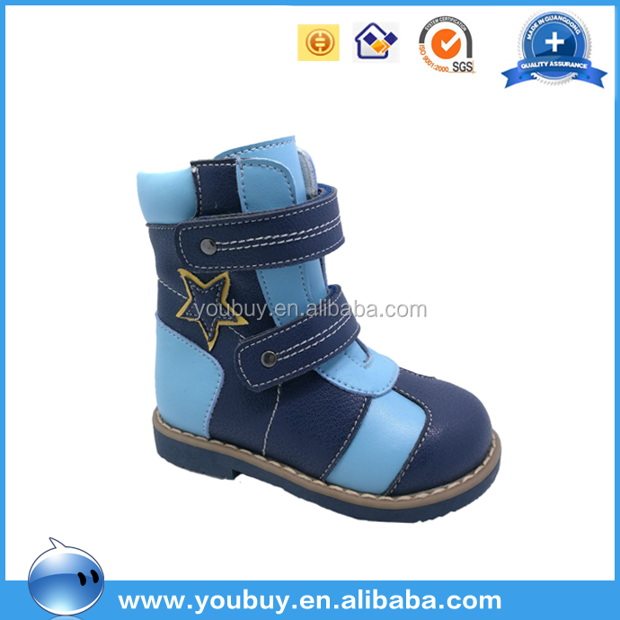 Leather Baby Boots For Spring Autumn,Nice Design Shoes For Boys