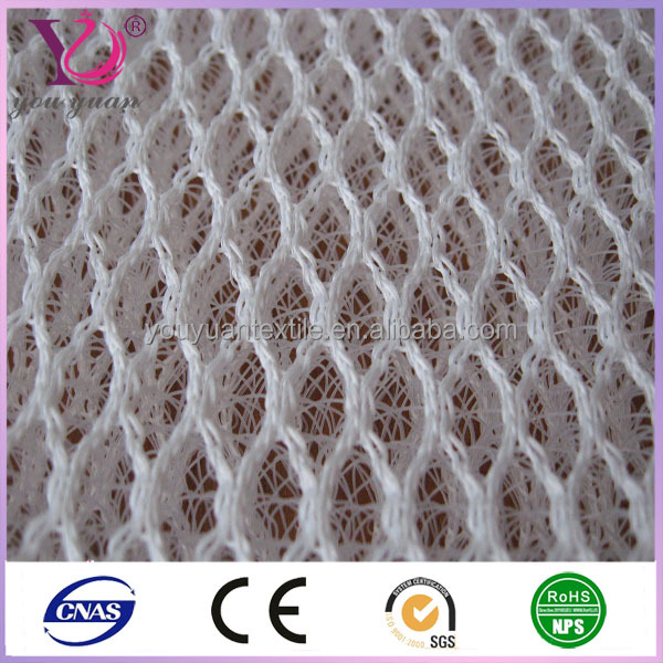 """2-8mm thickness 3D Knitted Spacer fabrics air mesh for mattress and pillow"
