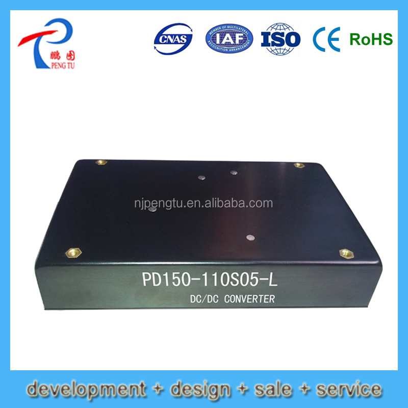 voltage regulator 150w 600vdc to 5vdc for solar pv system