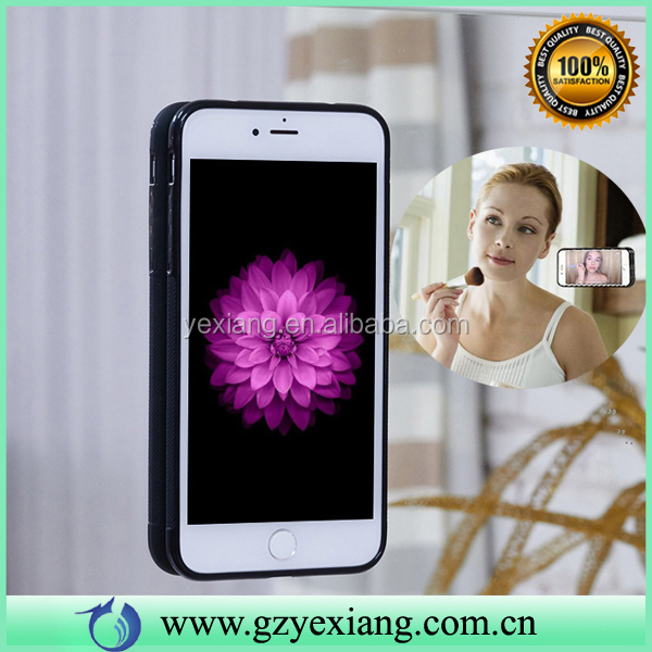 TPU GEL Nano Suction Selfie Magical Sticky Phone Cover For Iphone 5 Anti Gravity Case
