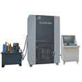 Stainless steel power battery crush testing chamber manufacturer
