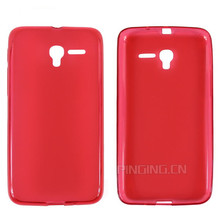 Wholesale pudding tpu phone case for alcatel one touch pop 3 5 back cover