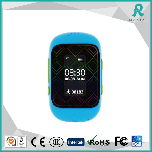 gps kids watch ,Waterproof kids gps watch, wrist watch gps tracking device for kids R12