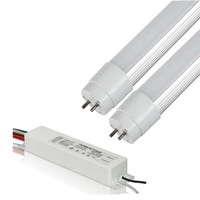 low power T8 led tube light bulbs 600mm 9w Triproof Isolated driver UL certified AC100-277V