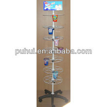drink display cart
