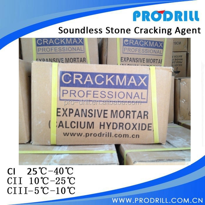 Stone Cracking Powder/stone cracking agent /stone cracking chemical