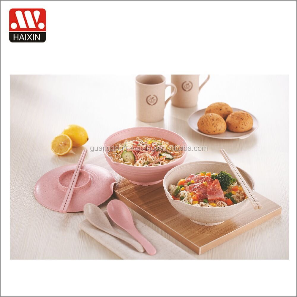 New Design Cute Cartoon Round Plastic Plate for Food kids dinner plate