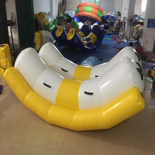 Inflatable Water Seesaw For Water Sport, Inflatable Beach Toys