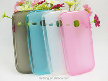 Whosale for xiaomi mi3 tpu cell phone skin back cover case,all models have