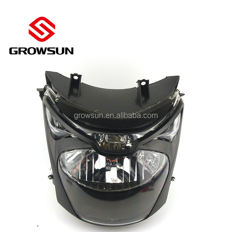Motorcycle Spare Parts Motorcycle head light for BAJAJ PULSAR 180