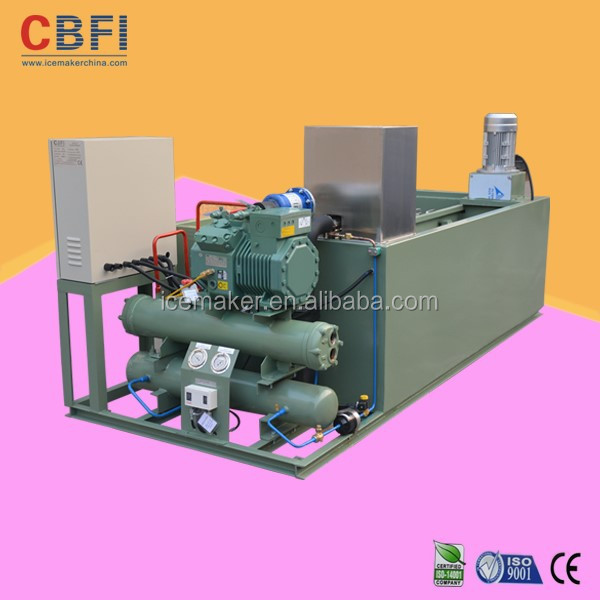 CE Certification Block ice making machine condenser unit