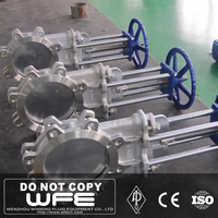 API Stainless Steel Knife Gate Valve Manufacturer