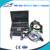 Dianosis Tool Support WIFI Function With HDD DAS/XENTRY With PC MB Star C4